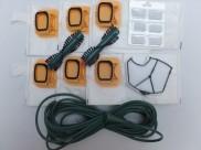 Sáčky do vysavače VORWERK 140/150 balení 6 ks s filtrem