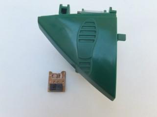 Šlapka a mikrospínač pro klepač Vorwerk EB351