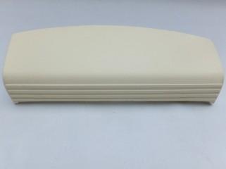 Přední bílý kryt pro klepač Vorwerk ET340