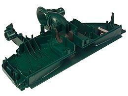 Spodní část hlavice - klepač EB350, EB351 pro vysavač Vorwerk 130, 131, 135, Tiger 250, 251